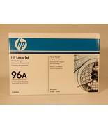NEW GENUINE OEM HP C4096A 96A Black Toner Cartridge for LaserJet 2100 2200 - $25.71