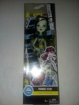 Monster High Frankie Stein Emoji Doll-Mattel-NEW - $12.99