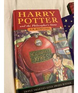 Harry Potter and the Philosopher's Stone by J. K. Rowling (Trade Paperback) - $148.50