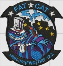 USMC HMH-361 Cheshire Cat Patch - $11.87