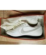 Nike Scrambler 3631 White w/ Natural Vtg Men's Size 8.5 Shoes - $57.09