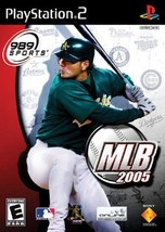 MLB 2005 PS2 Playstation 2 Complete CIB Tested - $5.97