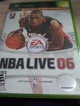 MicroSoft XBox NBA Live 06 image 1