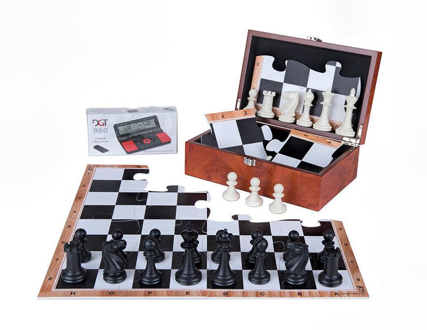 JigChess Chess Set - Chess board, Chess and 31 similar items