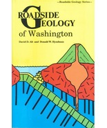 Roadside Geology of Washington ~ Rock Hounding and Gold Prospecting - $17.95