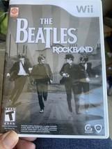 The Beatles: Rock Band (Nintendo Wii, 2009) - $12.87