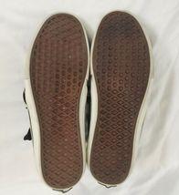 Vans Black Croc Pattern Chukka Boot LX Men 8 Women 9.5 Original Box IOB Shoe image 5