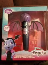 Disney Junior Vampirina Recording Microphone Toy BRAND NEW **Great For a... - $24.74