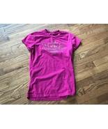 Women's Pink Hard Rock Cafe Couture San Antonio Shirt Size Large - $9.49
