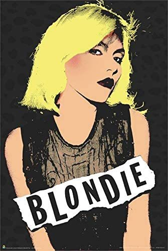 Blondie poster 24 x 36 inches art promo