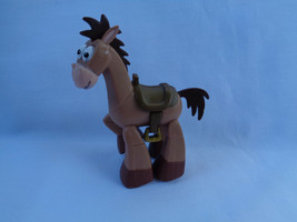 Disney Pixar Toy Story Miniature Bullseye Horse Figure or Cake Topper - $3.22