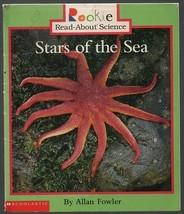 Stars of the Sea - Allan Fowler - SC - 2000 - Scholastic Books - 0516238... - $1.08