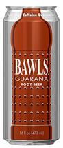 6 Cans of Bawls Energy Drink (Root Beer) - $18.61