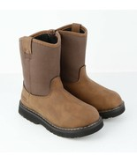Kids Rocky Lil Ropers Outdoor Boot - Dark Brown, Size 11 M US - $92.99 CAD