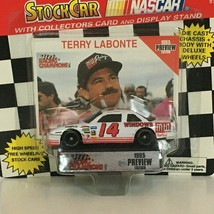 Racing Champions Terry Labonte Nascar Stock Car Toy #14 1995 Preview Edition - $5.40