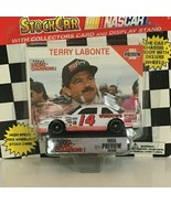 Racing Champions Terry Labonte Nascar Stock Car Toy #14 1995 Preview Edi... - $5.40