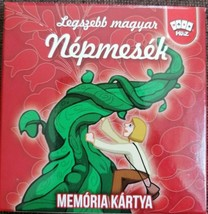 BEAUTIFULEST HUNGARIAN FOLK-TALES MEMORY PLAYING CARDS FREE WORLDWIDE SH... - $7.99