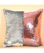 Mermaid Sequin Magical 40X40cm Color Changing Reversible Pillow Case  - $5.99