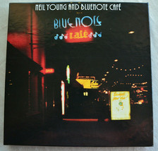 NEIL YOUNG Bluenote Cafe Reprise Record Vinyl blue note 4-LP Boxset 2015... - $63.57