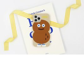 Brunch Brother Peanut Apple iPhone 11 Pro Silicone Protective Case Cover Skin image 6