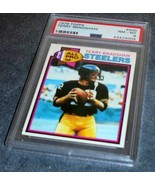 TERRY BRADSHAW 1979 Topps #500 Pittsburgh Steelers (HOF) NM-MT PSA 8 - $45.00