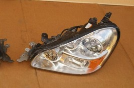 05-06 Infiniti Q45 F50 HID XENON HeadLight Lamps Set L&R image 5