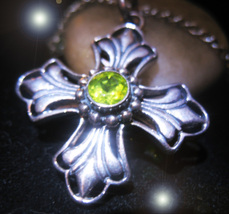 Reduced Haunted Necklace Trust Loyalty Relationships Magick Mystical Treasure - $137.77