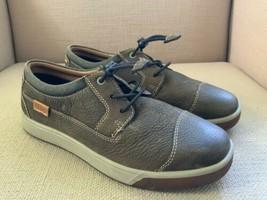 KEEN Glenhaven Cascade Brown Leather Oxfords Mens US 7.5 EUR 40 - $28.04