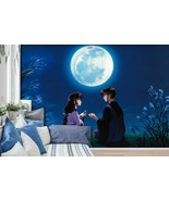 3D Full Moon Lovers P383 Japan Anime Game Removable Wallpaper Mural Sunday - $25.82+