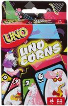 Mattel UNO Unocorns Card Game- NIB- FREE SHIPPING - $9.95