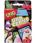 Mattel UNO Unocorns Card Game- NIB- FREE SHIPPING - $9.95
