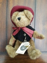 "Boyd's Bears  MADELINE WILLOUGHBY 10"" Bear 1997 T.J.'S Best Dressed Plush - $5.94"
