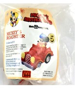 NEW McDonald's 1988 DISNEY MICKEY'S ROADSTER HAPPY MEAL TOY - $7.91