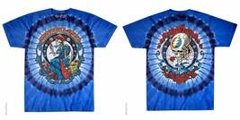 New GRATEFUL DEAD VINTAGE BERTHA Tie Dye  LICENSED BAND  T Shirt   - $33.99