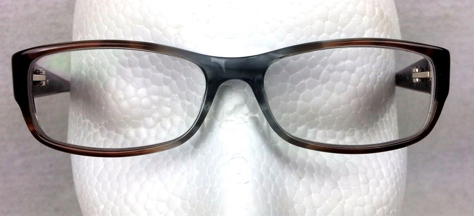 Nicole Miller Glasses Frames Womens Baxter C03 New York Brown Gray Prescription