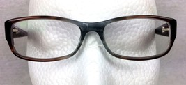 Nicole Miller Glasses Frames Womens Baxter C03 New York Brown Gray Presc... - $25.26
