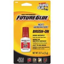 The Original SuperGlue 15099 Brush-on Future Glue - $18.11