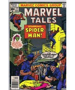 Marvel Tales #77 Spider-Man ORIGINAL Vintage 1977 Marvel Comics Green Go... - $9.49