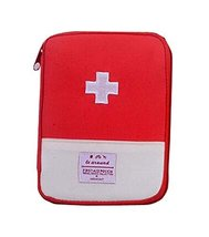 First Aid Empty Kit Bag Travel Camping Sport Medical Storage Bag - $12.01