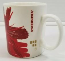 2014 Starbucks Christmas Holiday Coffee Tea Mug - $5.93