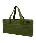 Yazzii Small Knitting Bag Green - $50.50