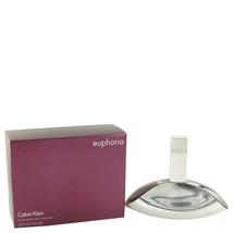 Euphoria by Calvin Klein Eau De Parfum Spray 3.3 oz (Women) - $28.22