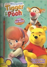 Disney's My Friends Tigger & Pooh Find a Clue Like Pooh! (My Friends, Tigger and
