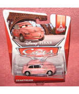 Disney Pixar Cars 2 Geartrude. 2014 Release World of Cars. #5 of 7. - $12.10