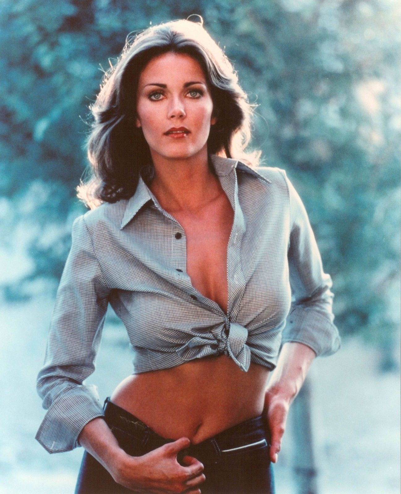 Primary image for Lynda Carter Poster 24 X 36 inch | ready to ship