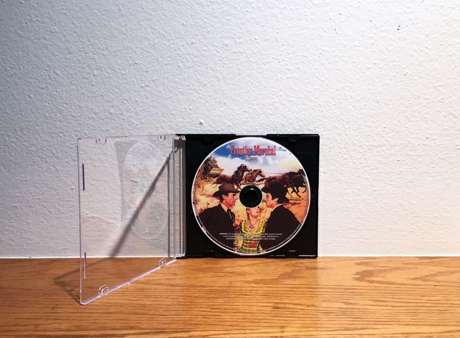 Frontier marshall dvd