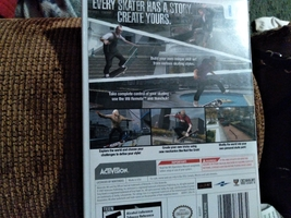 Nintendo Wii Tony Hawk's Proving Ground image 2