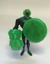 Green Lantern - JUSTICE LEAGUE UNLIMITED Action Figure Mattel Mission Vi... - $12.99