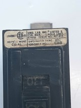 Challenger Type SWD/HACR 20A 1 Pole 120/240v Circuit Breaker - $22.80