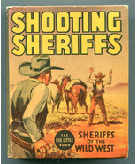 BLB Shooting Sheriffs Whitman 1195 Sheriffs of the West Wyatt Earp Pat Garrett - $29.69